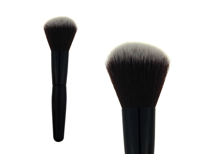 Professional Goat Hair Contour Blush Brush Mineral Powder Foundation Brush