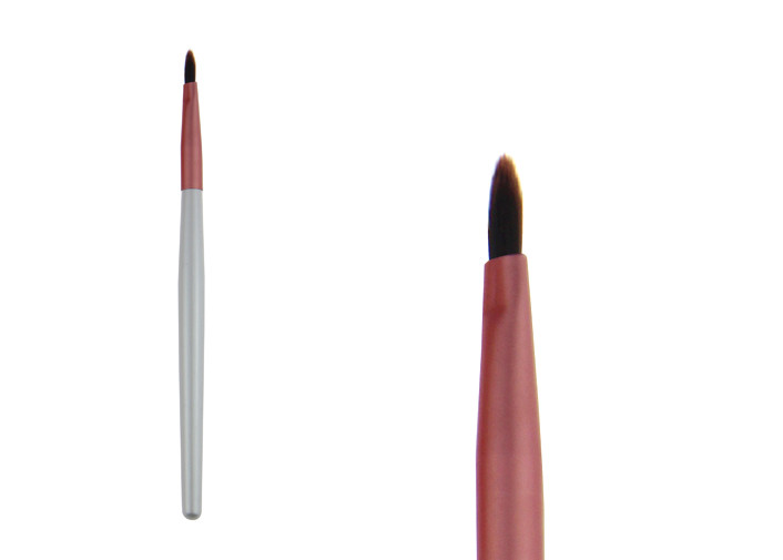 Handmade Lip Liner Natural Pencil Brush Makeup , Retractable Lip Brushes